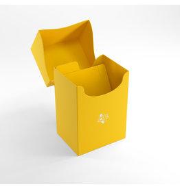 GAMEGEN!C Deck Holder 80+ Yellow