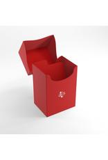 GAMEGEN!C Deck Holder 80+ Red