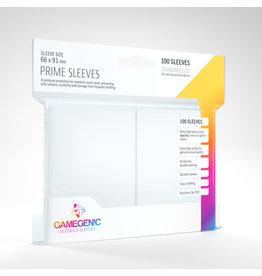 GAMEGEN!C Prime Sleeves White (100) 66 x 91mm