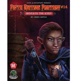 GoodMan Games 5th Edition Fantasy: #14: Beneath The Keep