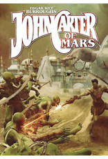 Modiphius John Carter of Mars: Adventures on the Dying World of Barsoom
