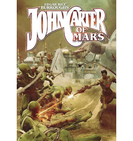 Modiphius John Carter of Mars: Adventures on the Dying World of Barsoom