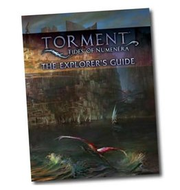 Monte Cook Games Numenera: Torment Tides of the Explorer
