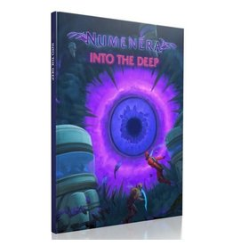 Monte Cook Games Numenera: Into the Deep