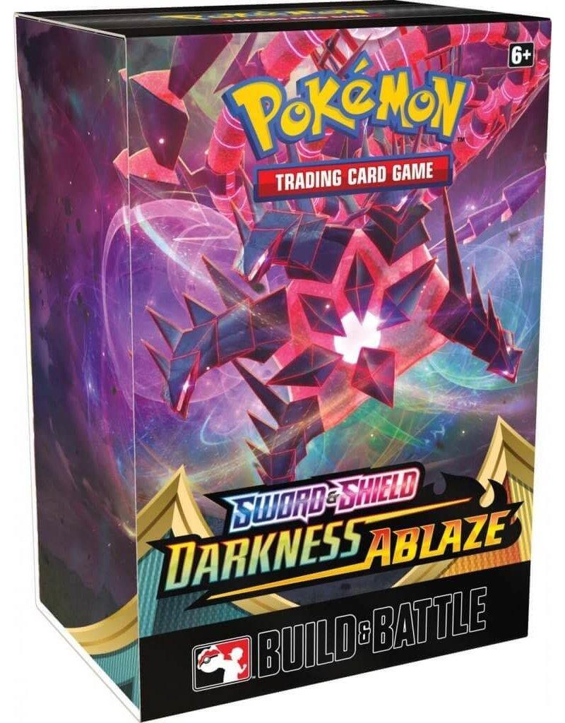 Pokemon USA Darkness Ablaze Pokemon Prerelease +2