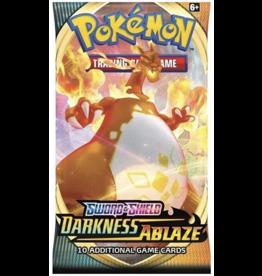 Pokemon USA Darkness Ablaze Pokemon Pack