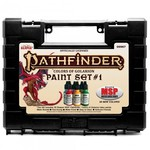 Reaper PF Colors of Golarion Paint Set #1