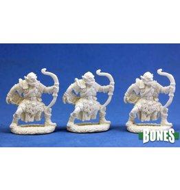 Reaper Bones: Orc Archers (3)