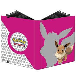 Ultra Pro Eevee Binder Pro 9-pocket Pokemon 2019