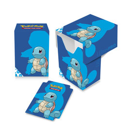 Ultra Pro Pokemon Squirtle Full View Deck Box