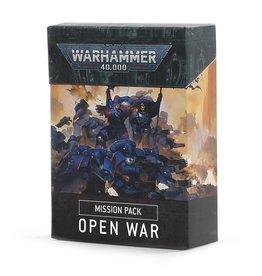 Games Workshop 40K Open War Cards