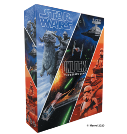 Asmodee Studios Unlock! Star Wars