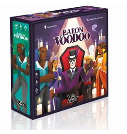 Lucky Duck Games Baron Voodoo