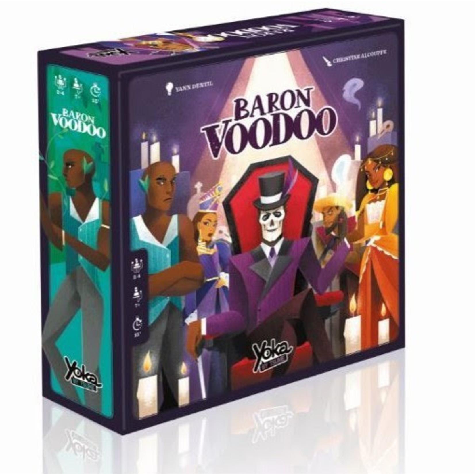 Lucky Duck Games Baron Voodoo