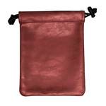 Ultra Pro Treasure Nest Suede Collection Ruby