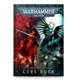 Games Workshop Warhammer 40,000 Core Book