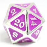 Die Hard Dice Dire d20 - AfterDark Neon Haze 25mm