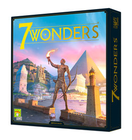 Asmodee Studios 7 Wonders New Edition