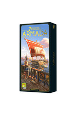 Asmodee Studios 7 Wonders Armada Expansion