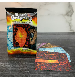 Creature Curation Dead Ends Booster Packs Atmar's Cardography