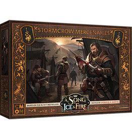 CMON SIF Stormcrow Mercenaries