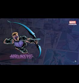 Fantasy Flight Games Marvel Champions Hawkeye Game Mat