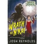 Aconyte Books Arkham Horror: Wrath of N'Kai Novel
