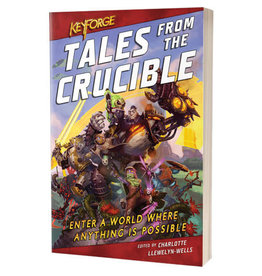 Aconyte Books KeyForge: Tales from the Crucible Novel
