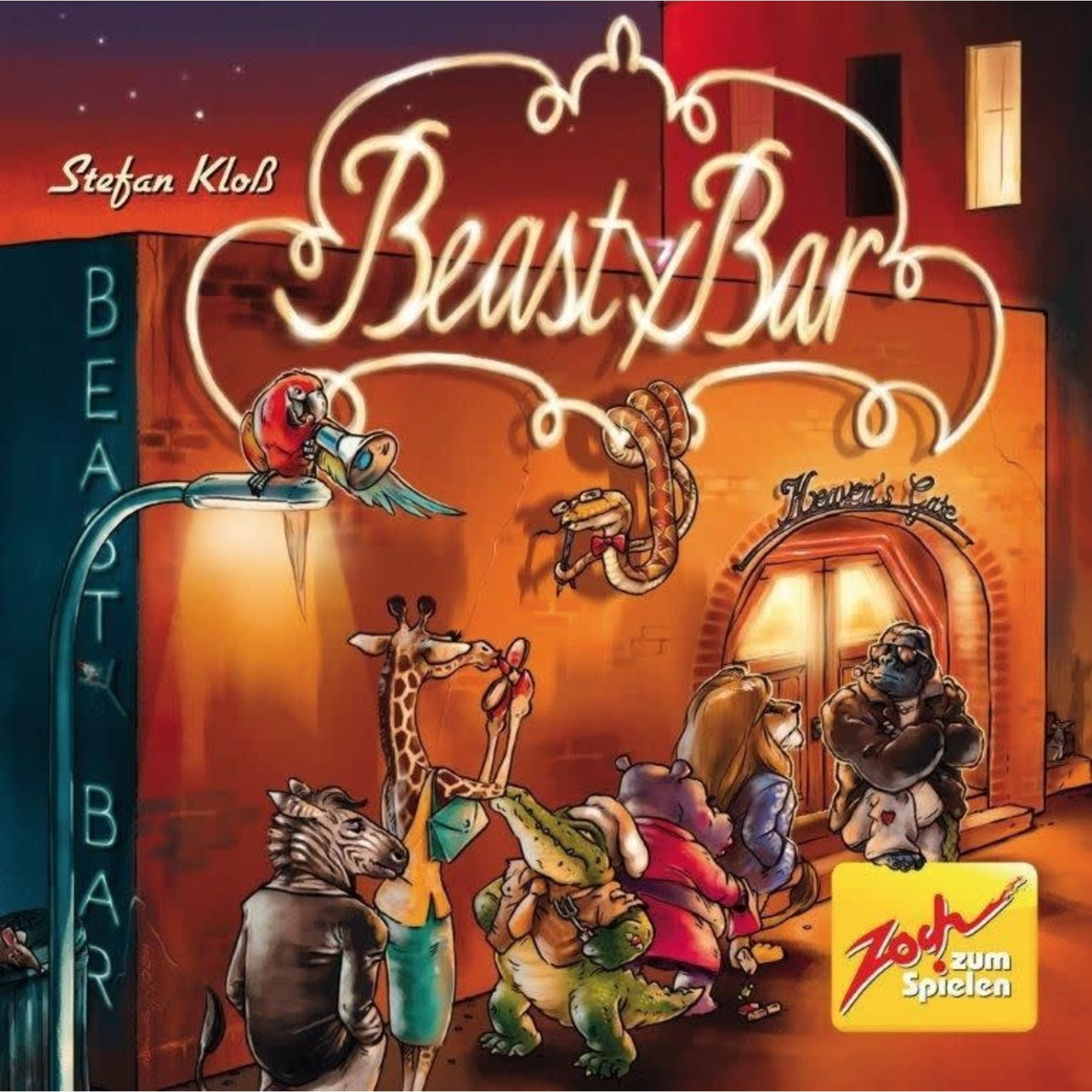 Lion Rampant Imports Beasty Bar
