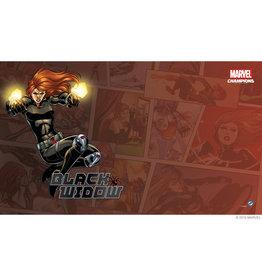 Fantasy Flight Games Marvel Black Widow Game Mat