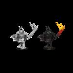 WIZKIDS/NECA PFDUM Minotaur Labyrinth Guardian W12