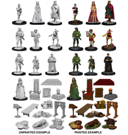 WIZKIDS/NECA WDUM Castle Royal Court W12