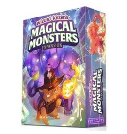 Magpie Games Wizard Kittens Magical Monsters