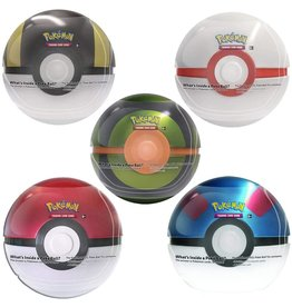 Pokemon USA Pokemon TCG Poke Ball Tin Q2 2020