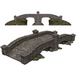 WIZKIDS/NECA Stone Bridge 4D Settings