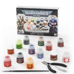 Games Workshop 40K Paints + Tools