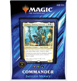 WOTC MTG MTG: Commander 2019 Faceless Menace Deck