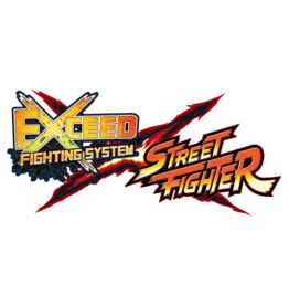 Level 99 Games Exceed Street Fighter Starter Deck