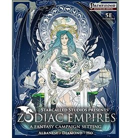 Starcalled Studios LLC Zodiac Empires A Fantasy Campaign Setting