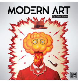 CMON Modern Art card Game DEMO