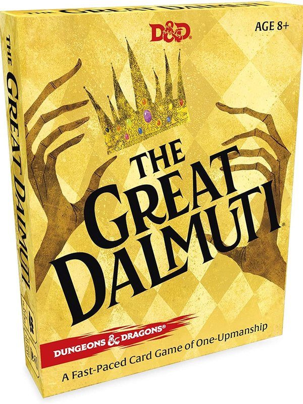 WOTC D&D The Great Dalmuti Dungeons & Dragons