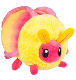 "squishable Mini Rosy Maple Moth Squishable 7"""