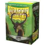 Arcane Tinmen Dragon Shield Matt Lime (100)