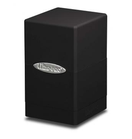 Ultra Pro DB: Black Satin Tower