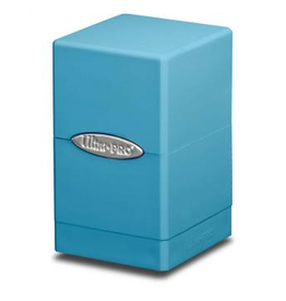 Ultra Pro DB: Satin Tower Light Blue