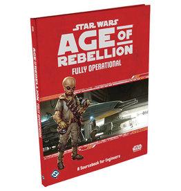 Fantasy Flight Games SW AoR RPG Fully Operational