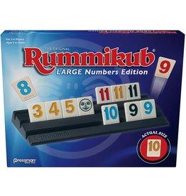 Pressman Rummikub Large Numbers Edition