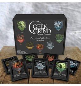 Geek Grind Geek Grind Coffee Sampler 7 2.5oz
