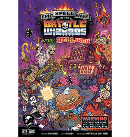 Cryptozoic Entertainment Epic Spell Wars 5 Hijinx at Hell High