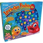 Pressman Let's Go Fishin XL Deep Sea Edition